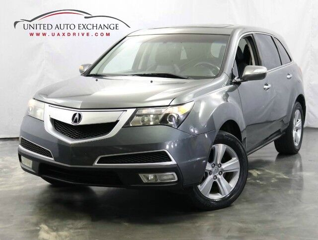 2011 Acura MDX 3.7L V6 Engine / AWD / Sunroof / Rear View Camera Addison IL