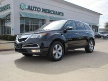 2011_Acura_MDX_6-Spd AT, 3RD ROW SEAT, HEATED FRONT SEATS, SUNROOF, POWER LIFT GATE_ Plano TX