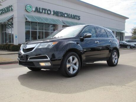 2011 Acura MDX 6-Spd AT, 3RD ROW SEAT, HEATED FRONT SEATS, SUNROOF, POWER LIFT GATE Plano TX