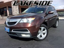2011_Acura_MDX_6-Spd AT w/Tech Package_ Colorado Springs CO