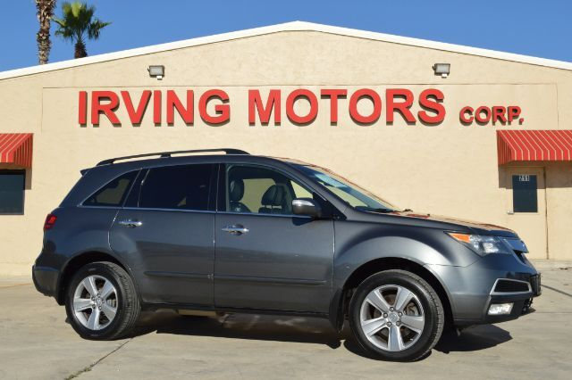 2011_Acura_MDX_6-Spd AT w/Tech Package_ San Antonio TX