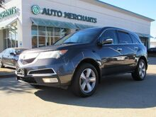 2011_Acura_MDX_6-Spd AT w/Tech Package*NAVIGATION,BACK UP CAMERA,SEAT MEMORY,HEATED SEATS!_ Plano TX