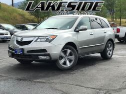 2011_Acura_MDX_6-Spd AT w/Tech and Entertainment Package_ Colorado Springs CO