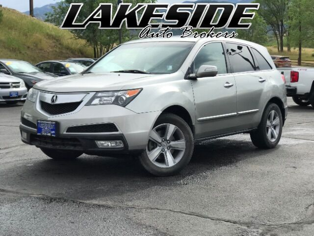 2011 Acura MDX 6-Spd AT w/Tech and Entertainment Package Colorado Springs CO
