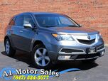 2011 Acura MDX AWD 1 Owner