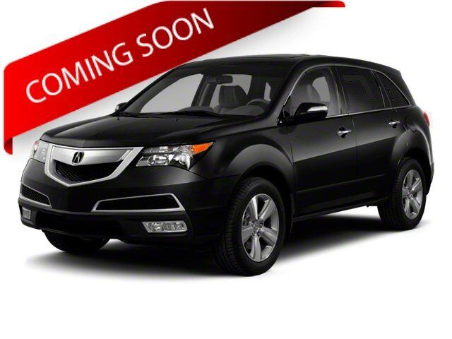 2011 Acura MDX Advance Pkg