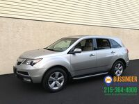 2011 Acura MDX All Wheel Drive w/ Technology