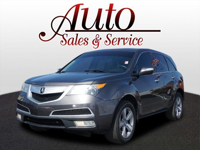 2011 Acura MDX SH-AWD w/Tech w/RES Indianapolis IN