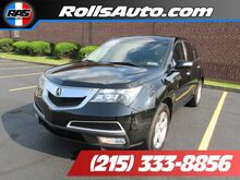2011_Acura_MDX_Tech/Entertainment Pkg_ Philadelphia PA