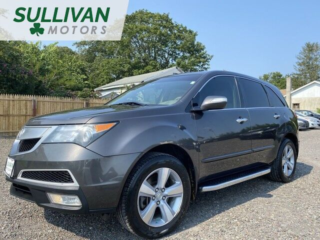 2011 Acura MDX Tech/Entertainment Pkg Woodbine NJ