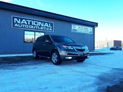 2011 Acura MDX Tech Pkg - DVD- NAV-HEATED AND COOLED LEATHER