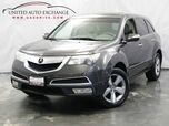 2011 Acura MDX Tech Pkg / 3.7L V6 Engine / AWD / Sunroof / Navigation / Rear View Camera / Heated Leather Seats