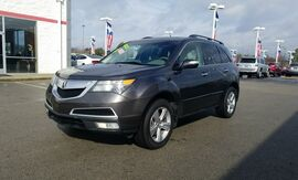 2011_Acura_MDX_Tech Pkg_ Decatur AL