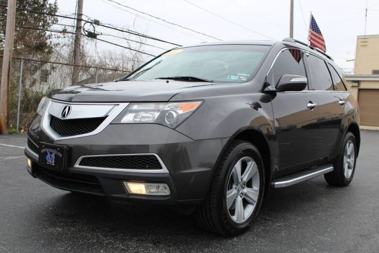 2011 Acura MDX Tech Pkg New Castle DE