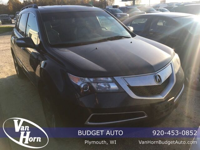 2011 Acura MDX Technology Plymouth WI