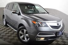 2011_Acura_MDX_Technology_ Seattle WA