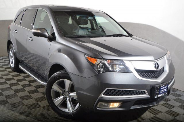 2011 Acura MDX Technology Seattle WA