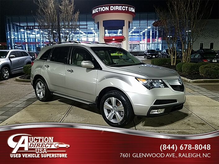 2011 Acura MDX Technology Raleigh