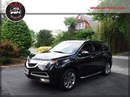 2011_Acura_MDX_w/ Advance Package_ Arlington VA