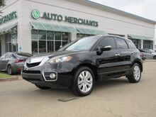 2011_Acura_RDX_5-Spd AT_ Plano TX
