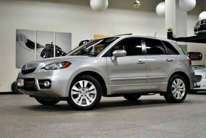 2011_Acura_RDX_Technology Package_ Boston MA