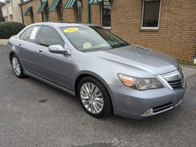 2011 Acura RL Technology Package Knoxville TN