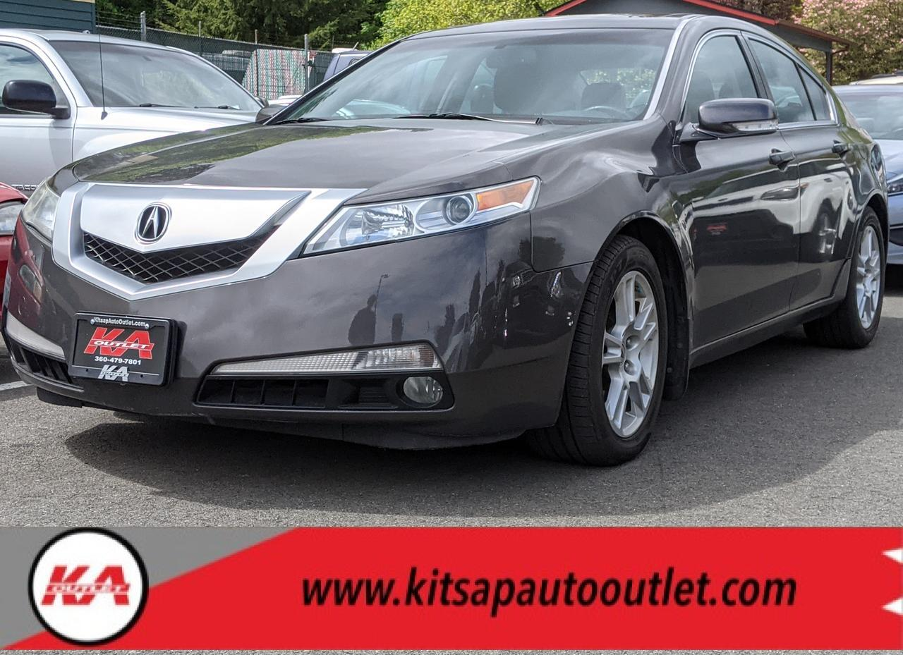 2011 Acura TL Sedan 4D Port Orchard WA