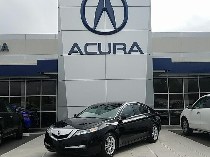 2011 Acura TL Tech 18 Wheels Columbia SC