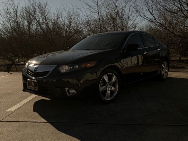 2011 Acura TSX 5-Speed AT Terrell TX