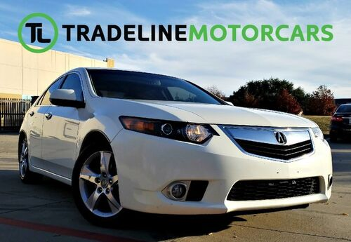 2011 Acura TSX SUNROOF, HEATED SEATS, LEATHER, AND MUCH MORE!!! CARROLLTON TX