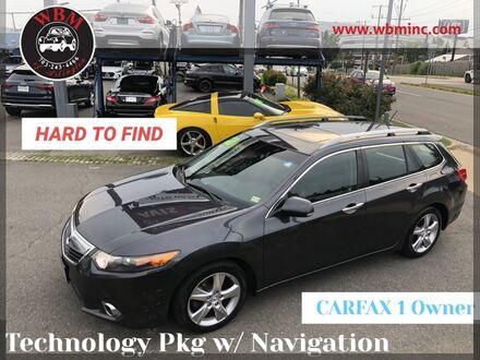 2011_Acura_TSX_Sport Wagon w/ Tech Pkg_ Arlington VA