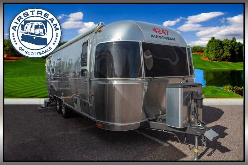 2011 Airstream International Signature 25FBQ Travel Trailer Scottsdale AZ