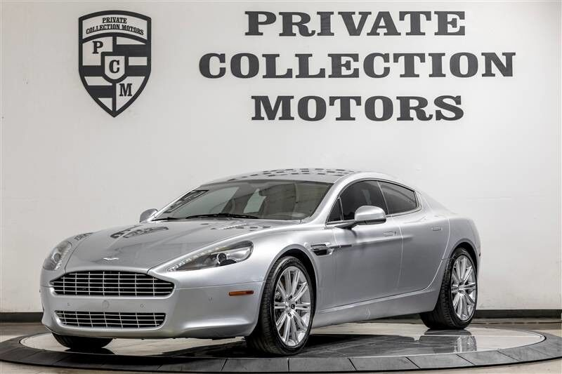 2011_Aston Martin_Rapide_Luxury 2 Owner Clean Carfax_ Costa Mesa CA
