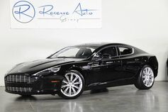 2011 Aston Martin Rapide Luxury Rear Seats New Tires Serviced We Finance