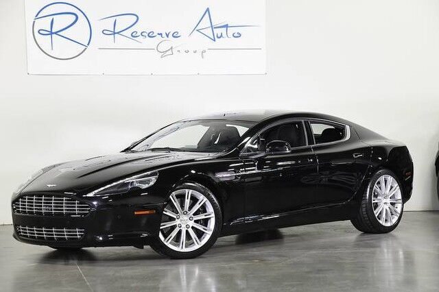 2011 Aston Martin Rapide Luxury Rear Seats New Tires Serviced We Finance The Colony TX