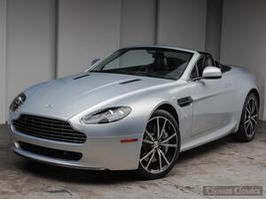 2011_Aston Martin_V8 Vantage_N420_ Akron OH