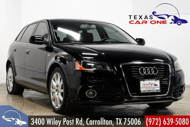 2011 Audi A3 2.0 TDI PREMIUM PLUS PANORAMA LEATHER SEATS AUTOMATIC Carrollton TX