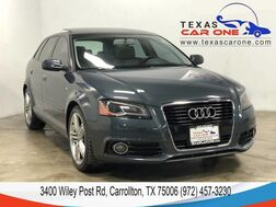 2011_Audi_A3_2.0 TDI PREMIUM PLUS S LINE NAVIGATION PANORAMA LEATHER SEATS BL_ Carrollton TX