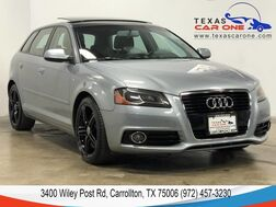 2011_Audi_A3_2.0 TDI PREMIUM PLUS S LINE PANORAMA LEATHER HEATED SEATS AUTOMA_ Carrollton TX