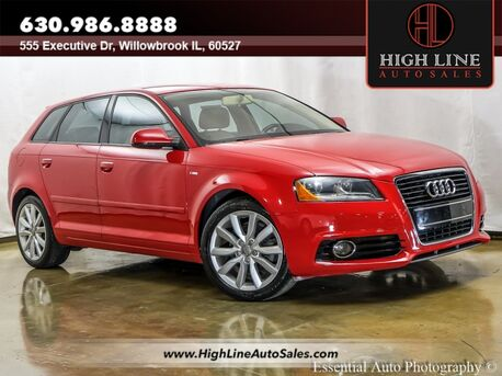 2011_Audi_A3_2.0 TDI Premium_ Willowbrook IL