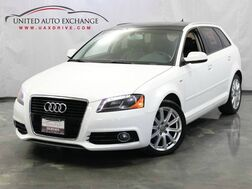 2011_Audi_A3_Premium Plus S-Line / 2.0L Turbocharged DIESEL Engine / FWD / Sunroof / Parking Aid / Bose Premium Sound System_ Addison IL