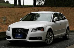 2011 Audi A3 TDI Clean Diesel with S tronic