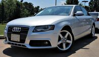 2011 Audi A4 2.0T PREMIUM PLUS w/ BLUETOOTH & HEATED SEATS