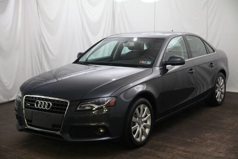 2011 Audi A4 2.0T Premium Plus Pittsburgh PA