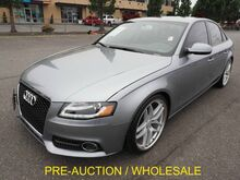 2011_Audi_A4_2.0T Premium QUATTRO PRE-AUCTION_ Burlington WA