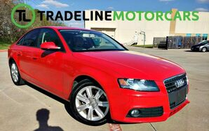 2011_Audi_A4_2.0T Premium SUNROOF, LEATHER, BLUETOOTH, AND MUCH MORE!!!_ CARROLLTON TX