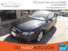 2011_Audi_A4_2.0T Sedan quattro Tiptronic_ Pleasant Grove UT