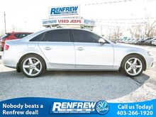 2011_Audi_A4_Quattro 2.0T Premium, Sunroof, Heated Leather, Bluetooth, SiriusXM_ Calgary AB