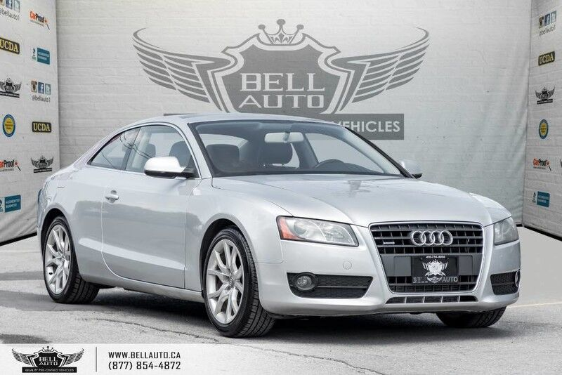 2011 Audi A5 2.0T Premium AWD, COUPE, SUNROOF, LEATHER, HEATED SEATS Toronto ON