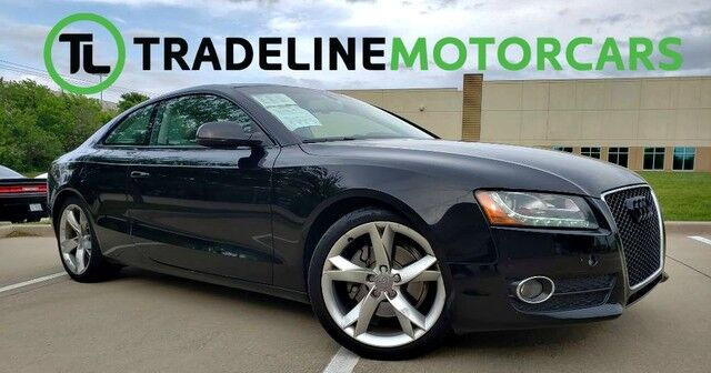 2011 Audi A5 2.0T Premium Plus LEATHER, NAVIGATION, REAR VIEW CAMERA, AND MUCH MORE!!! CARROLLTON TX